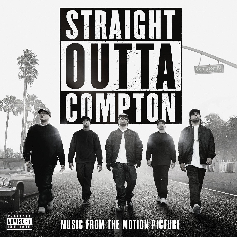 Various Artist - Straight Outta Compton Soundtrack 2XLP