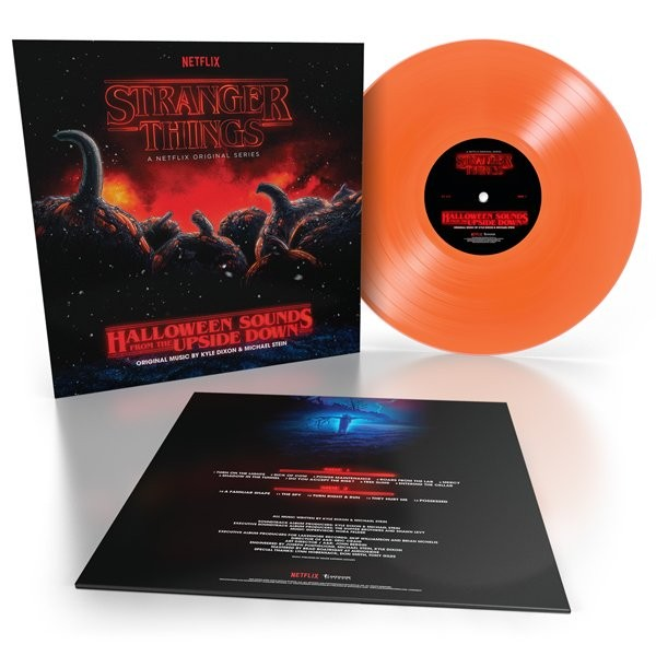 Kyle Dixon & Michael Stein - Stranger Things: Halloween Sounds From The Upside Down 2XLP Vinyl