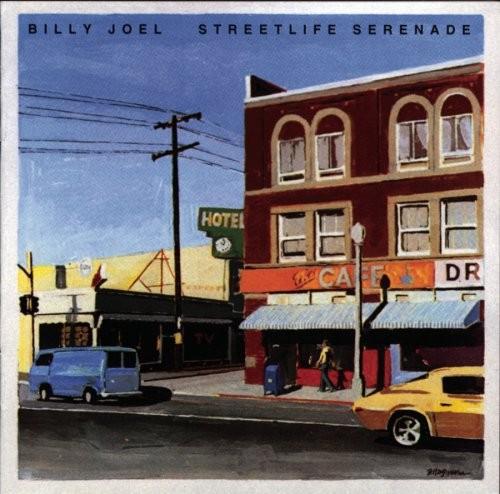 Billy Joel - Streetlife Serenade LP