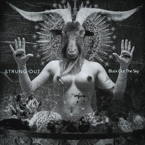"""Strung Out - Black Out The Sky 12"""" EP Vinyl"""