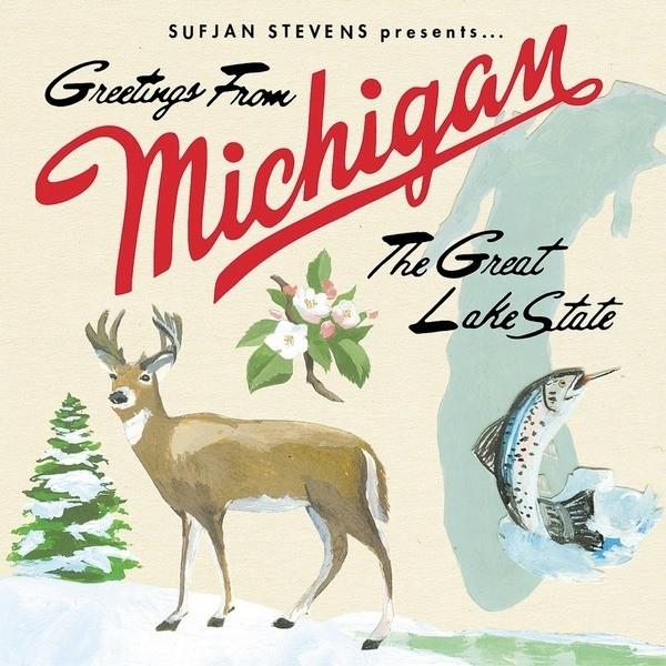 Sufjan Stevens - Michigan 2XLP