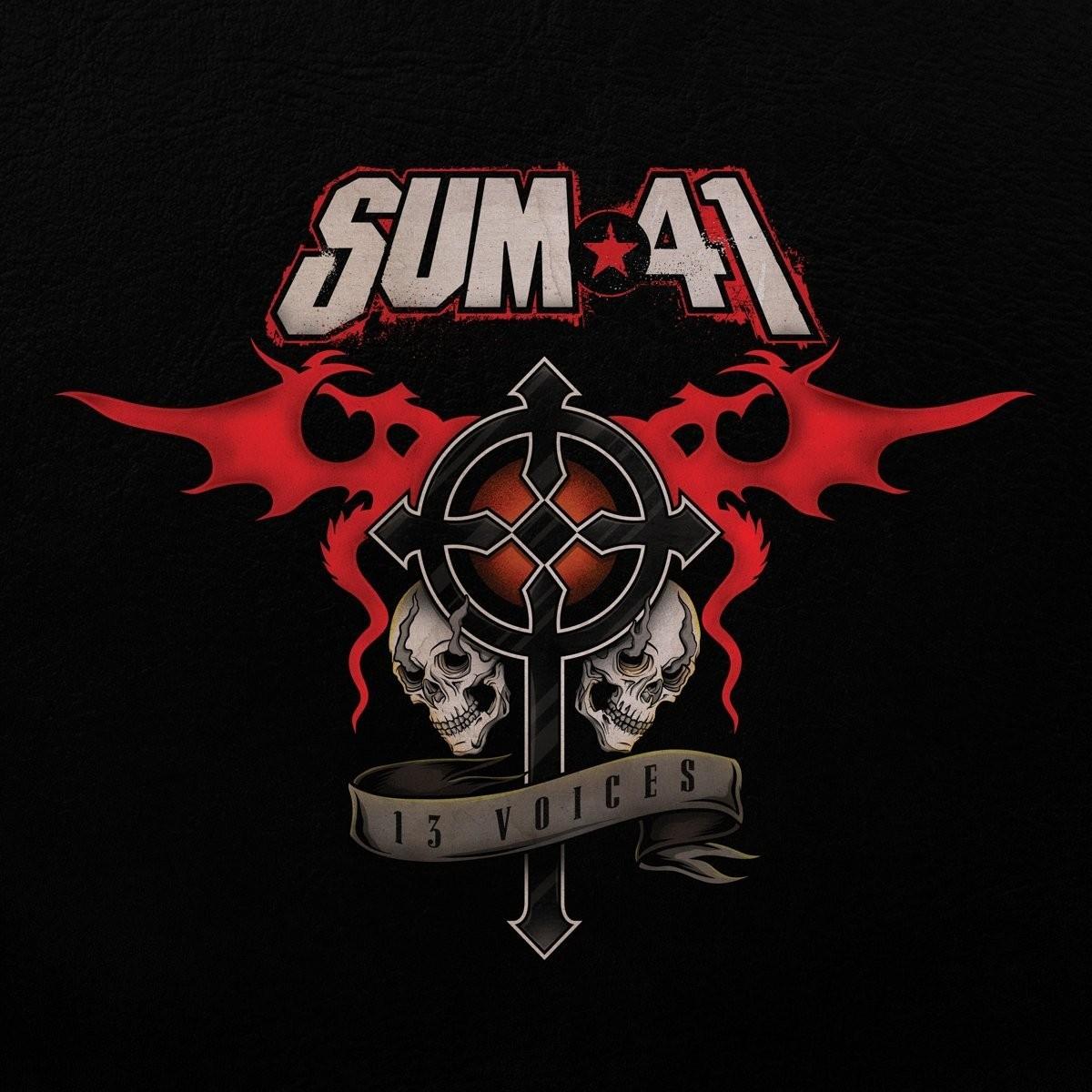 Sum 41 - 13 Voices LP