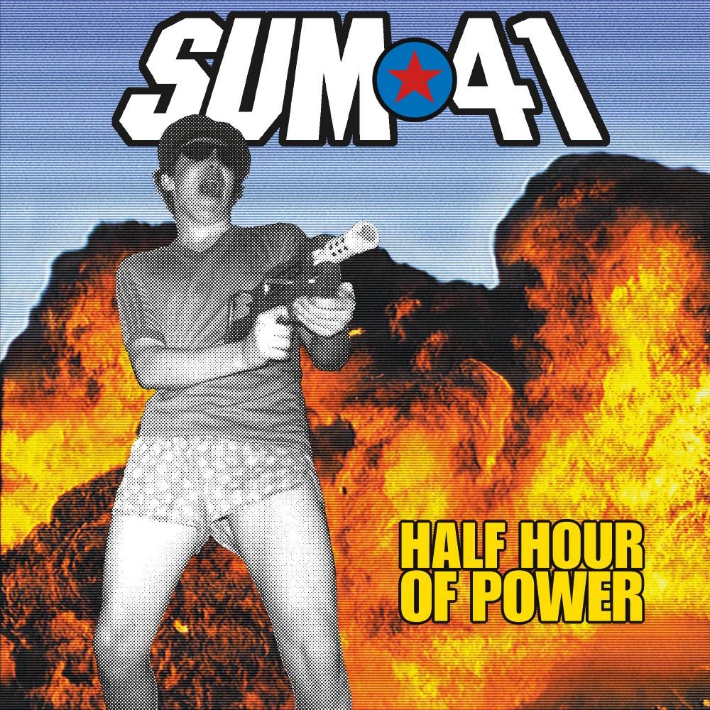 Sum 41 - Half Hour of Power LP
