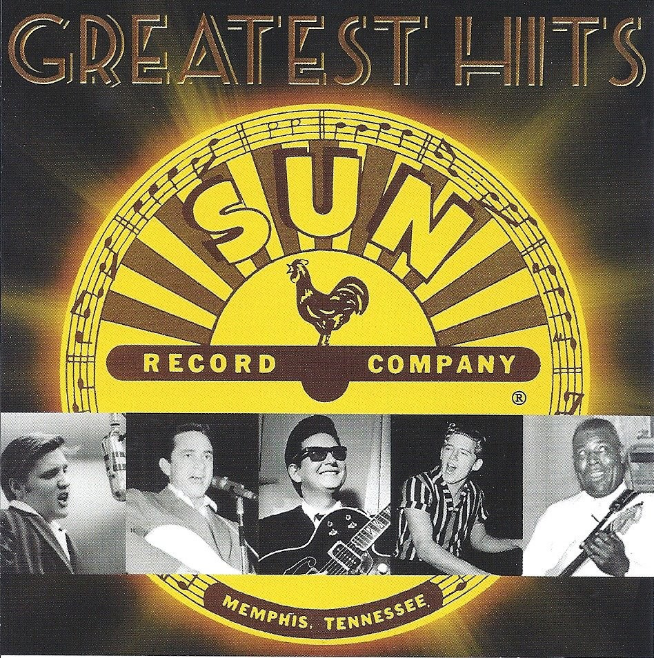 Various Artists - Sun Records' Greatest Hits LP