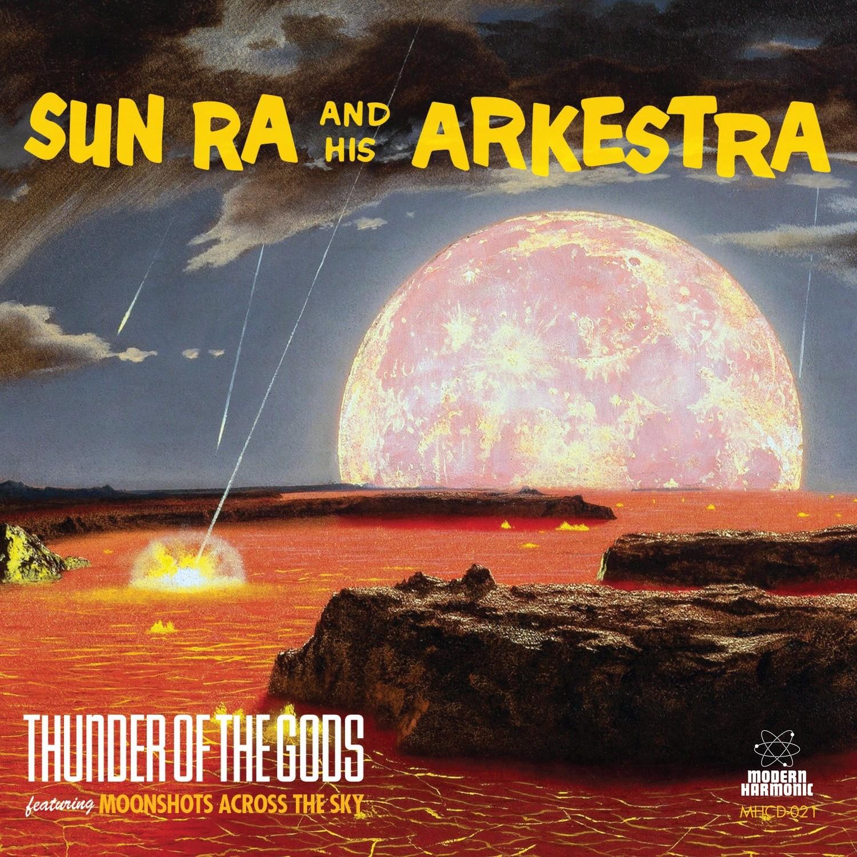 Sun Ra - Thunder Of The Gods LP