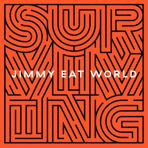 Jimmy Eat World - Surviving Vinyl LP