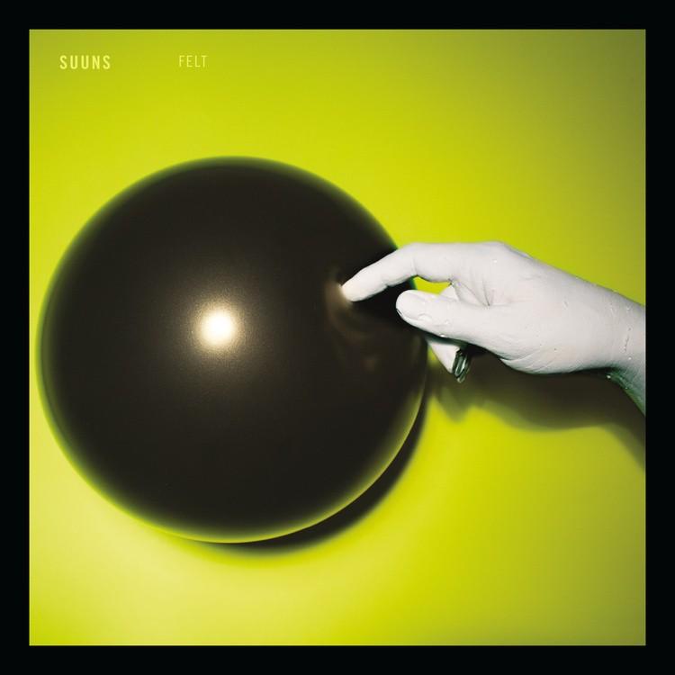 Suuns - Felt Vinyl LP