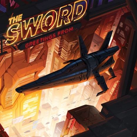 The Sword - Greetings From...  LP