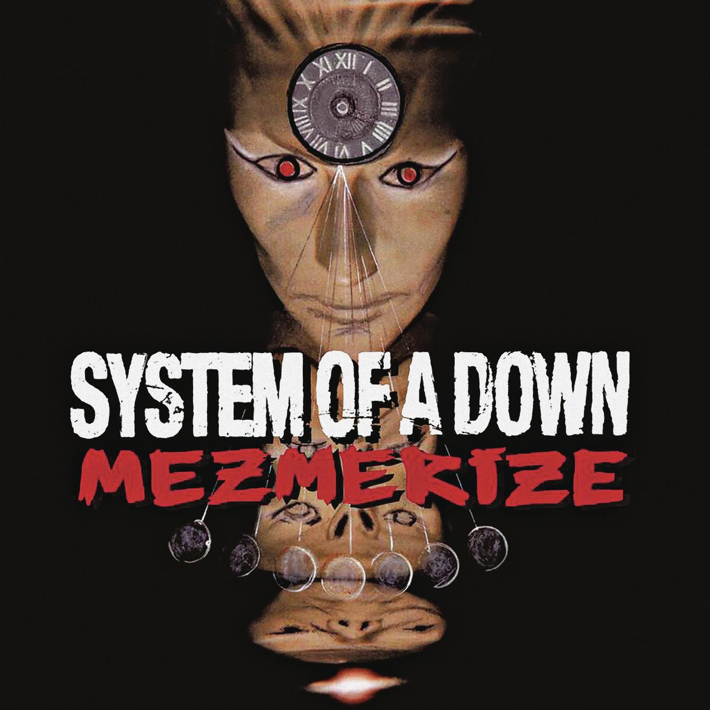System of a Down - Mezmerize Vinyl LP