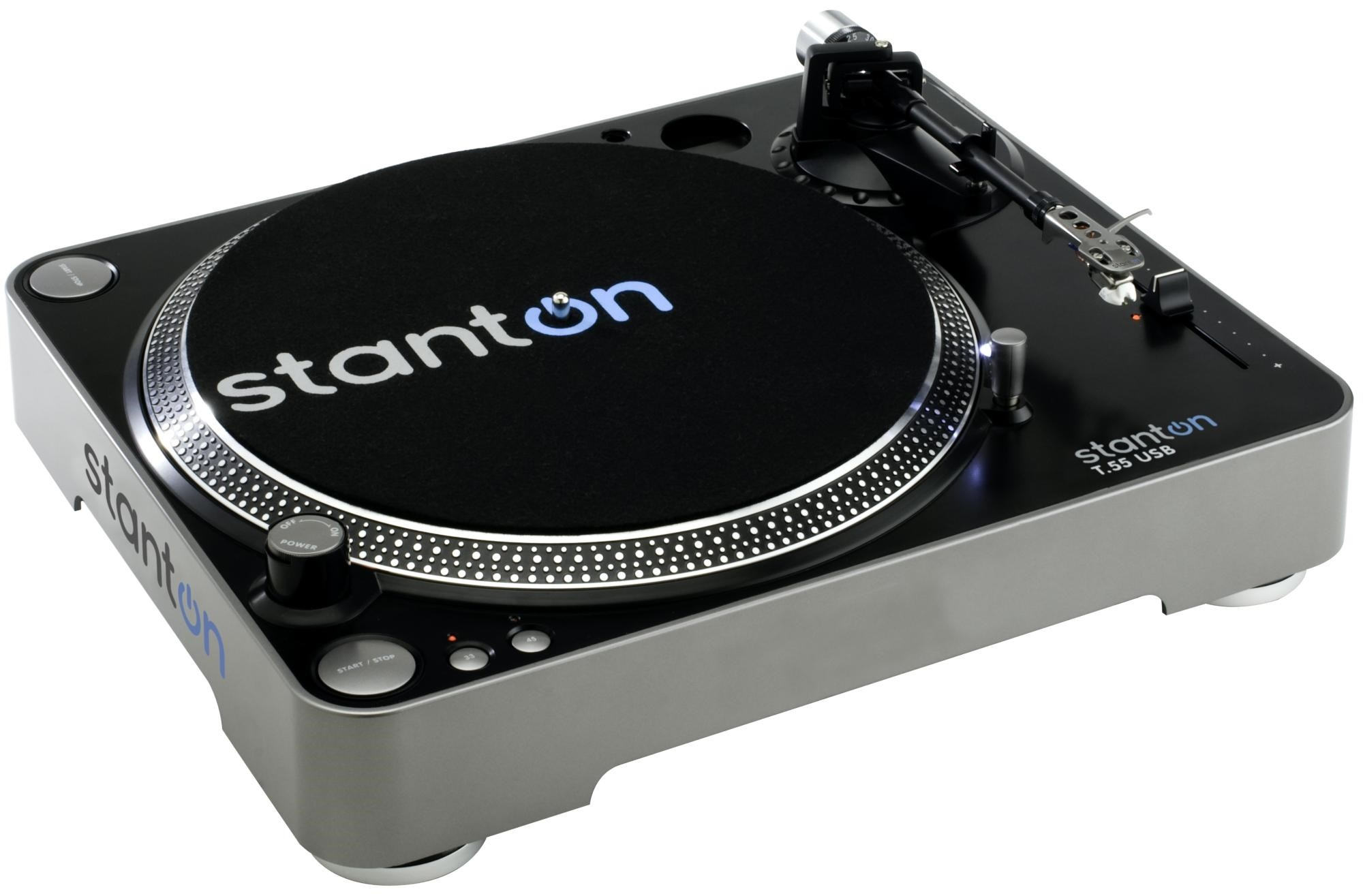 Stanton - T.55 USB Straight Arm Turntable
