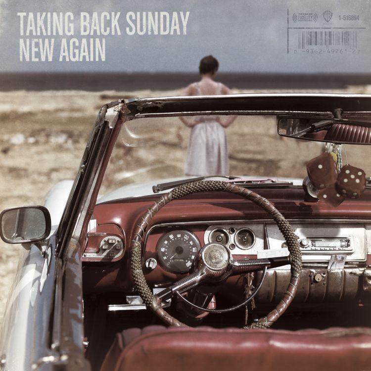 Taking Back Sunday - New Again LP