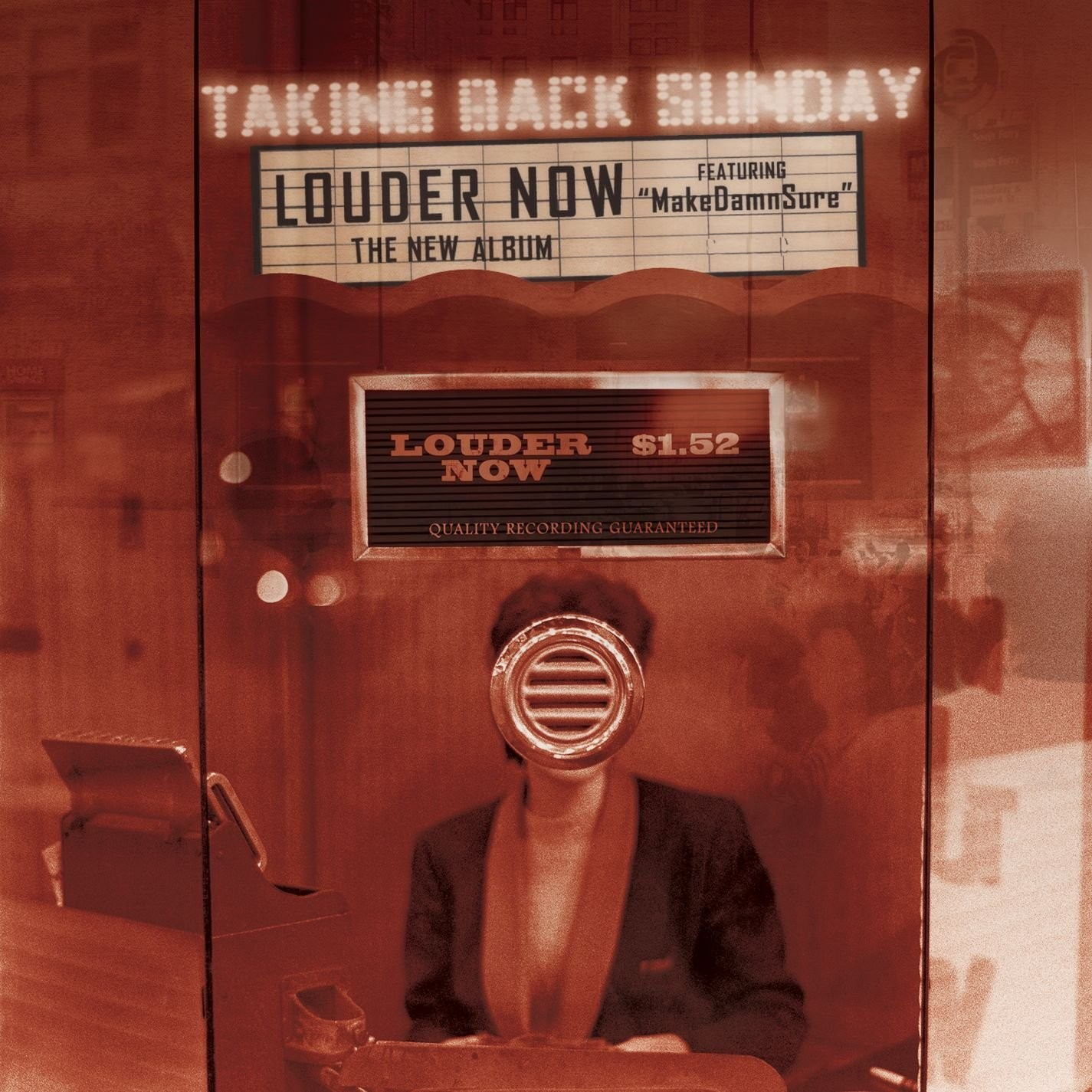 Taking Back Sunday - Louder Now LP