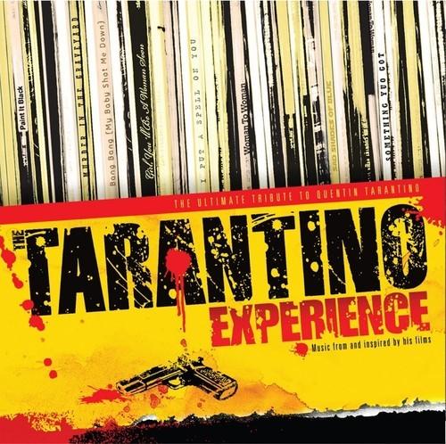 Various Artists - Tarantino Experience (Import) Vinyl LP