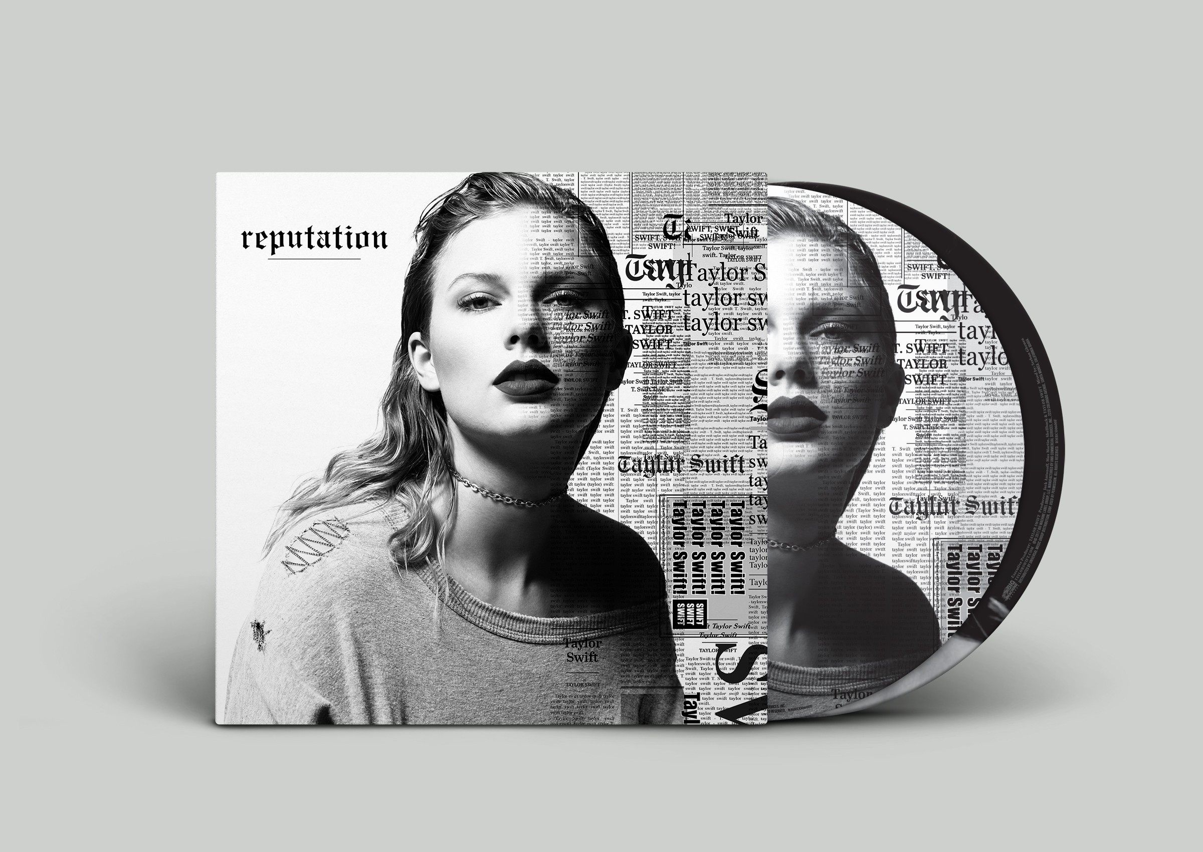 Taylor Swift - Reputation (Picture Disc) 2XLP