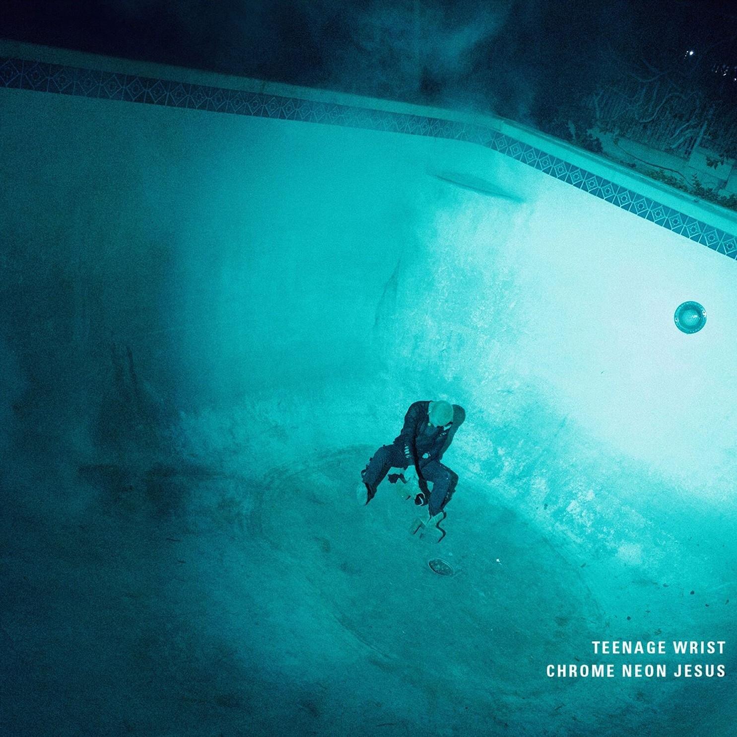 Teenage Wrist - Chrome Neon Jesus (Pale Yellow) Vinyl LP