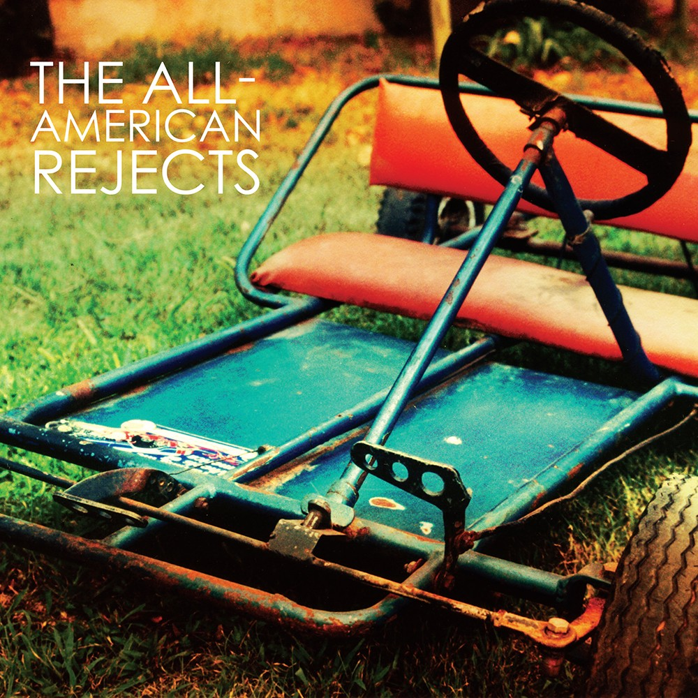 The All-American Rejects - The All-American Rejects (Pink) LP + 7""