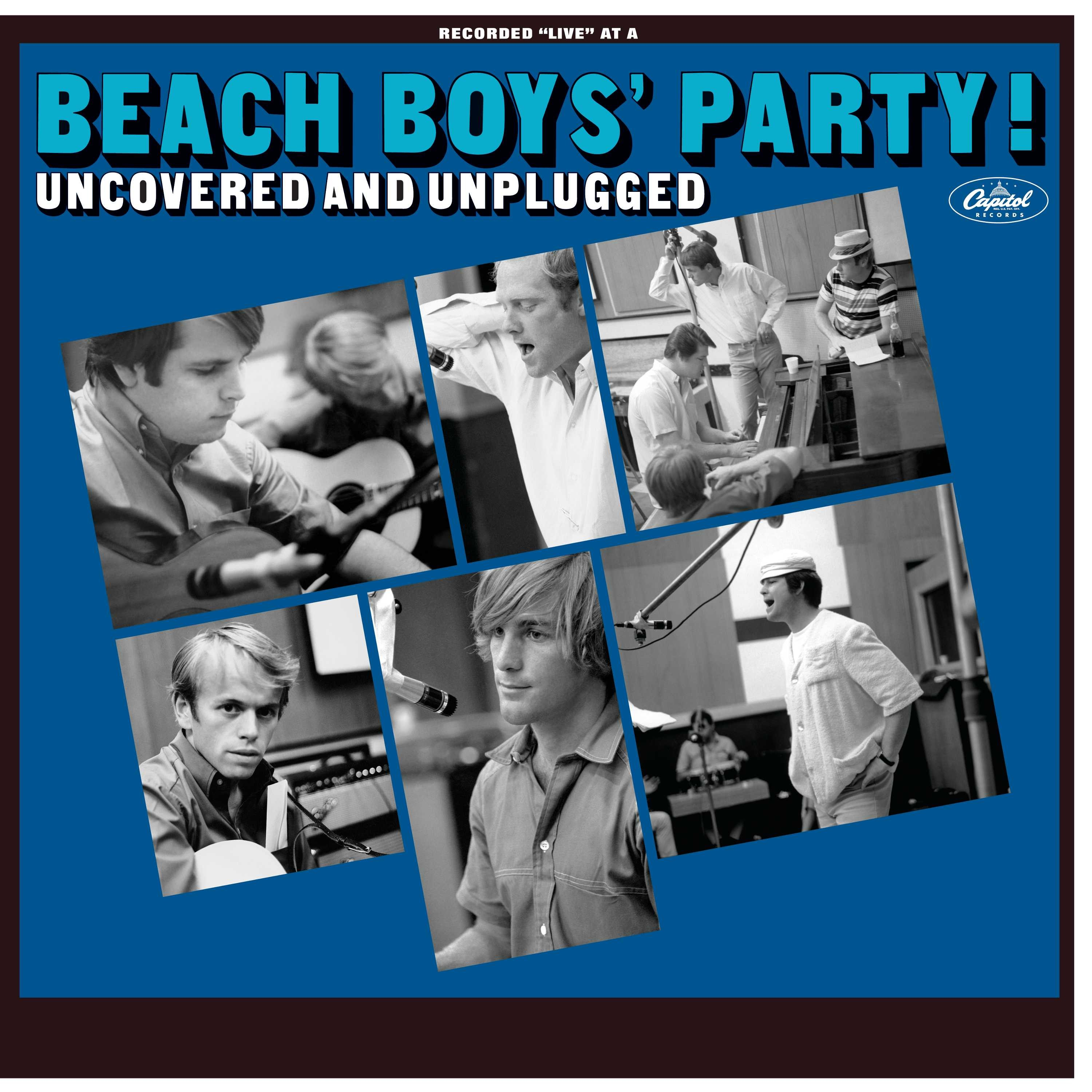 The Beach Boys - The Beach Boys' Party! Uncovered And Unplugged LP