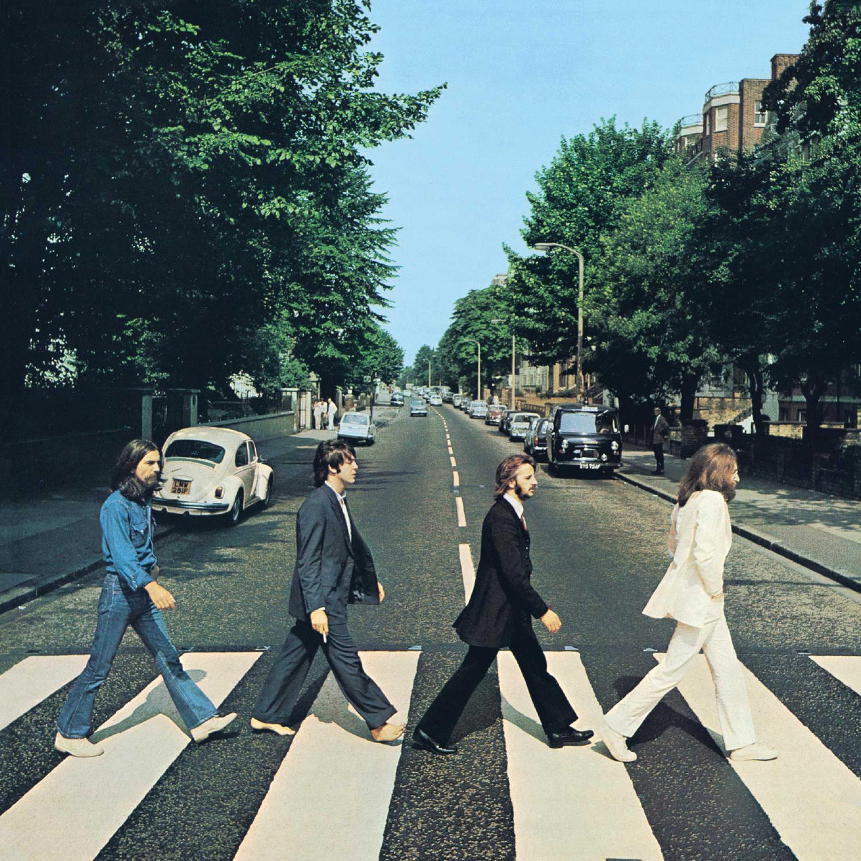The Beatles - Abbey Road LP