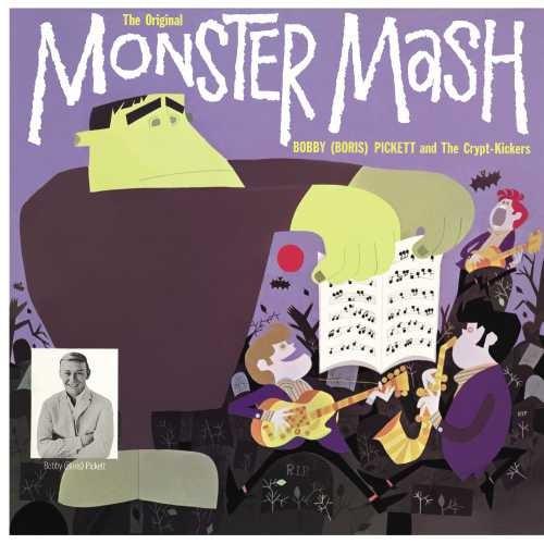 Soundtrack - The Original Monster Mash LP