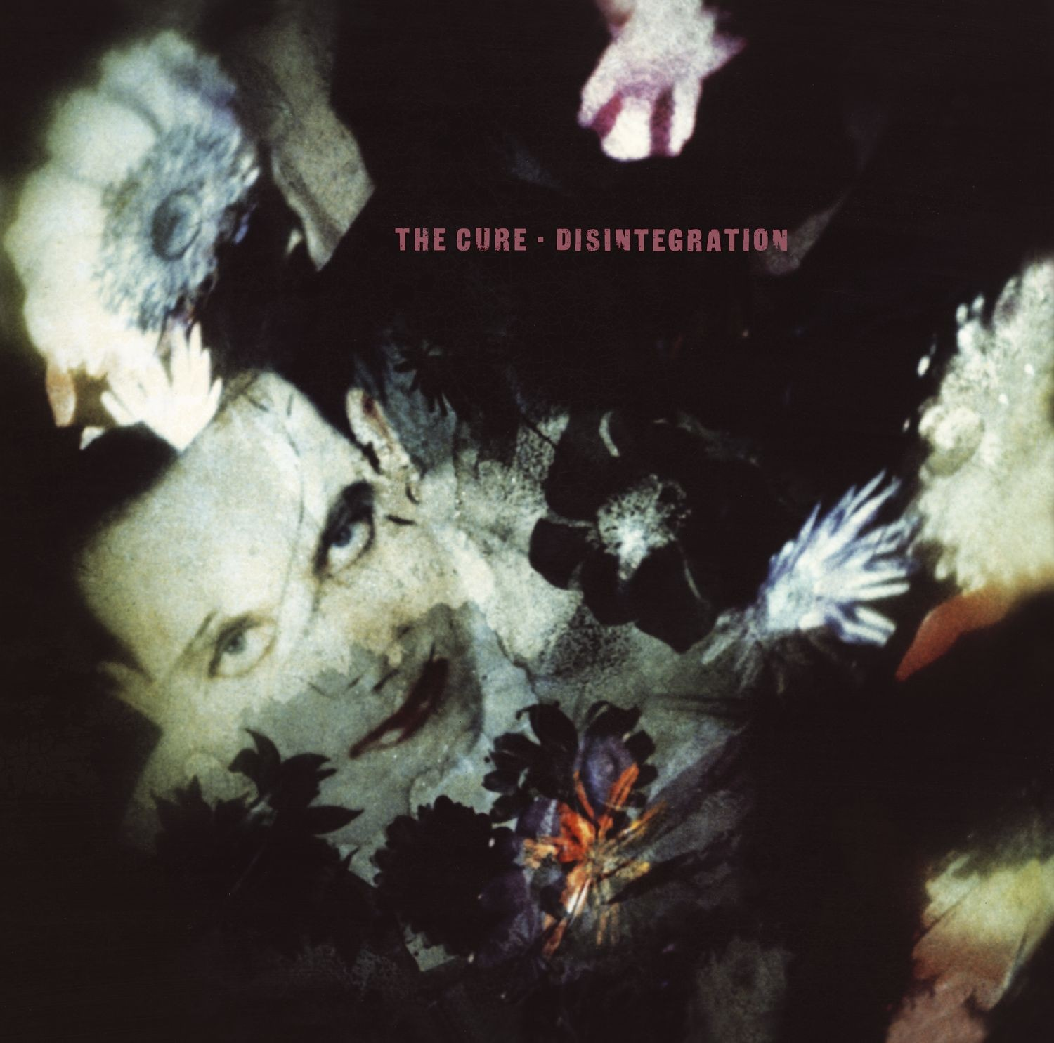 The Cure - Disintegration 2XLP