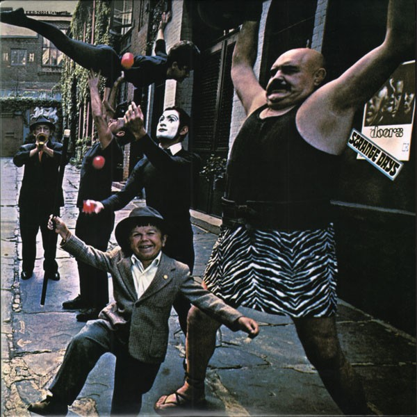 The Doors - Strange Days Vinyl LP