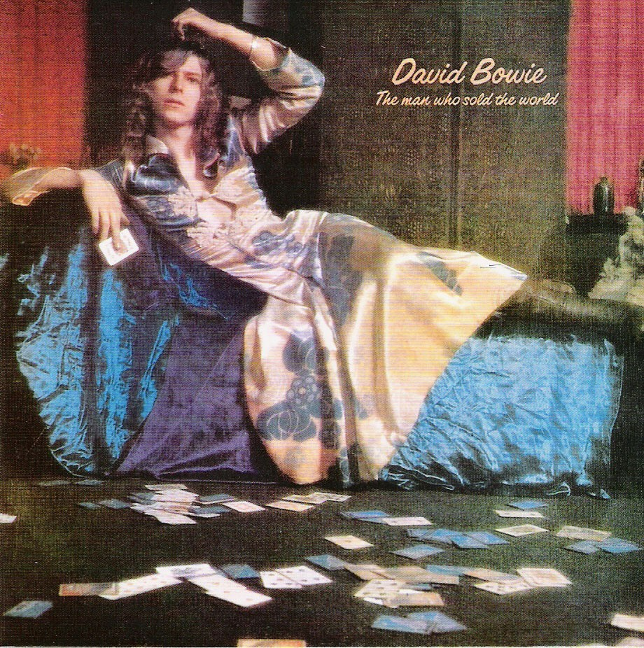 David Bowie - The Man Who Sold The World LP