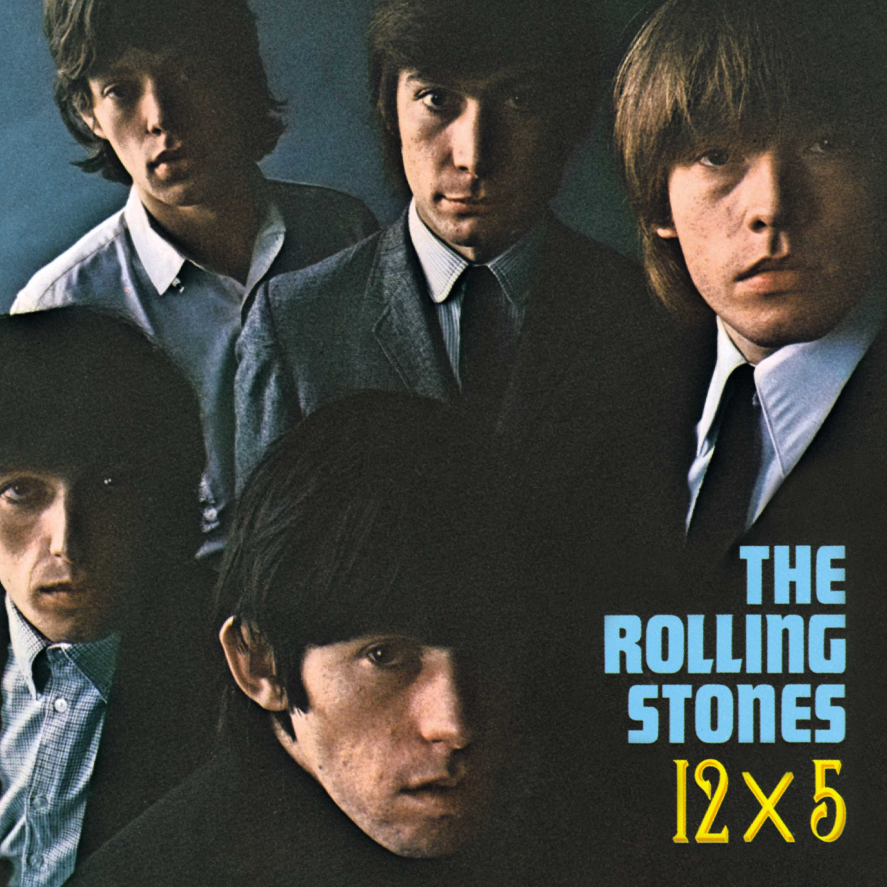 The Rolling Stones - 12 X 5 LP