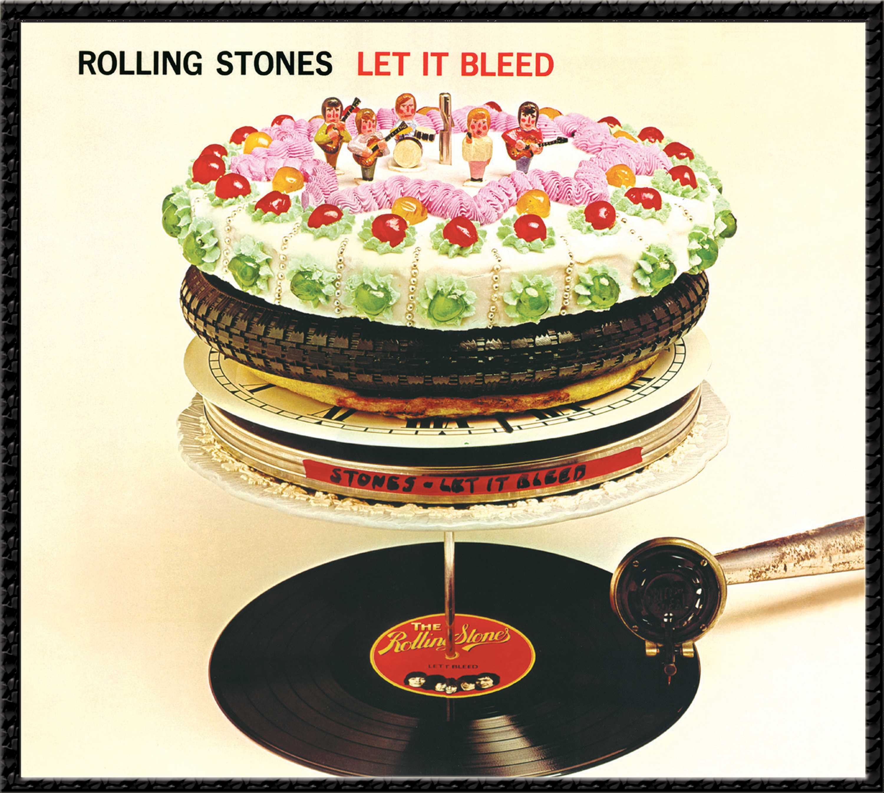 The Rolling Stones - Let It Bleed LP