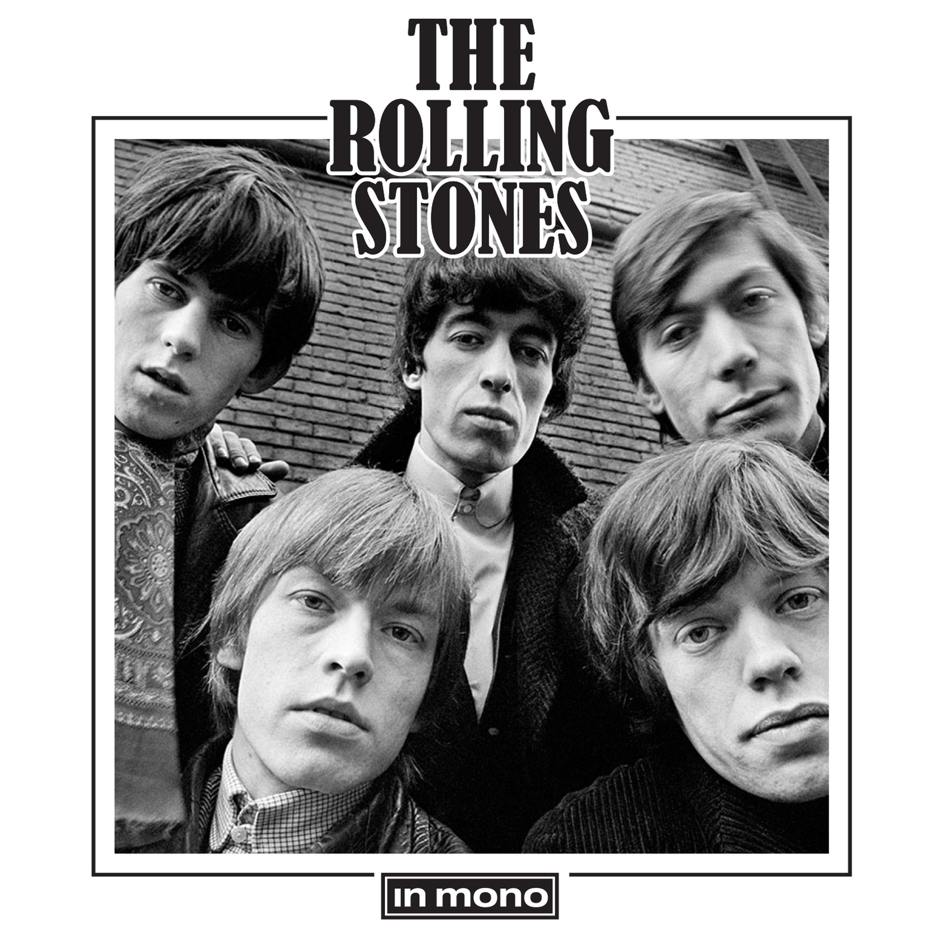 The Rolling Stones - The Rolling Stones In Mono Boxset