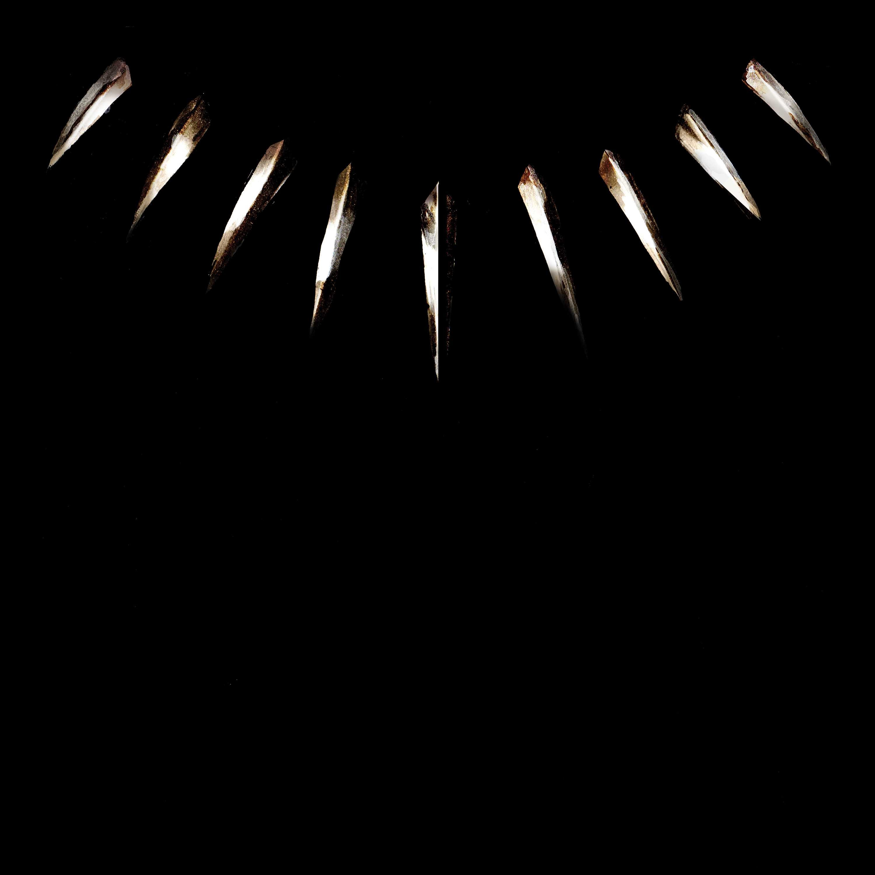 Various Artists - Black Panther The Album Music From And Inspired By 2XLP Vinyl