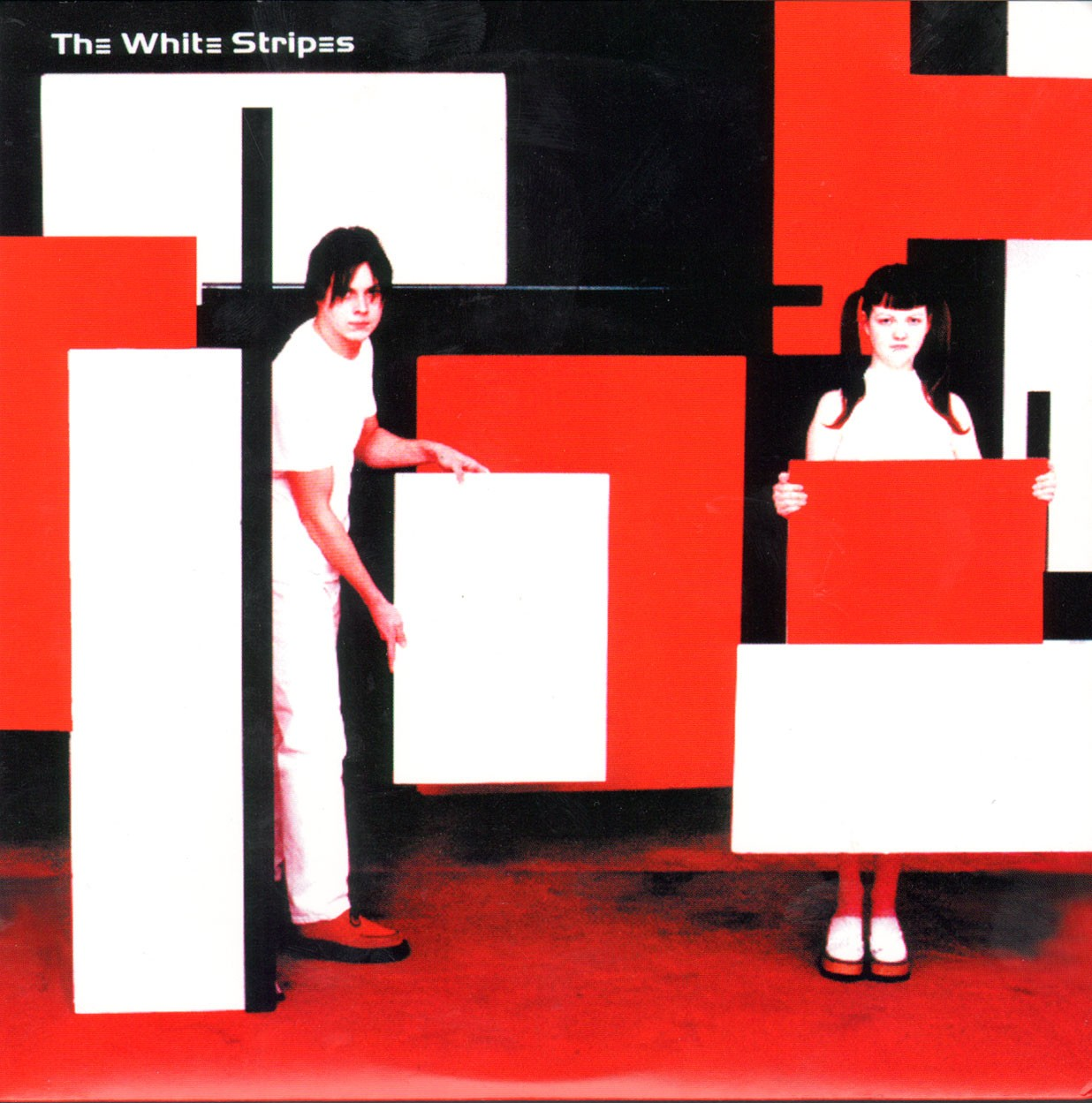 """The White Stripes - Lord Send Me An Angel 7"""""""
