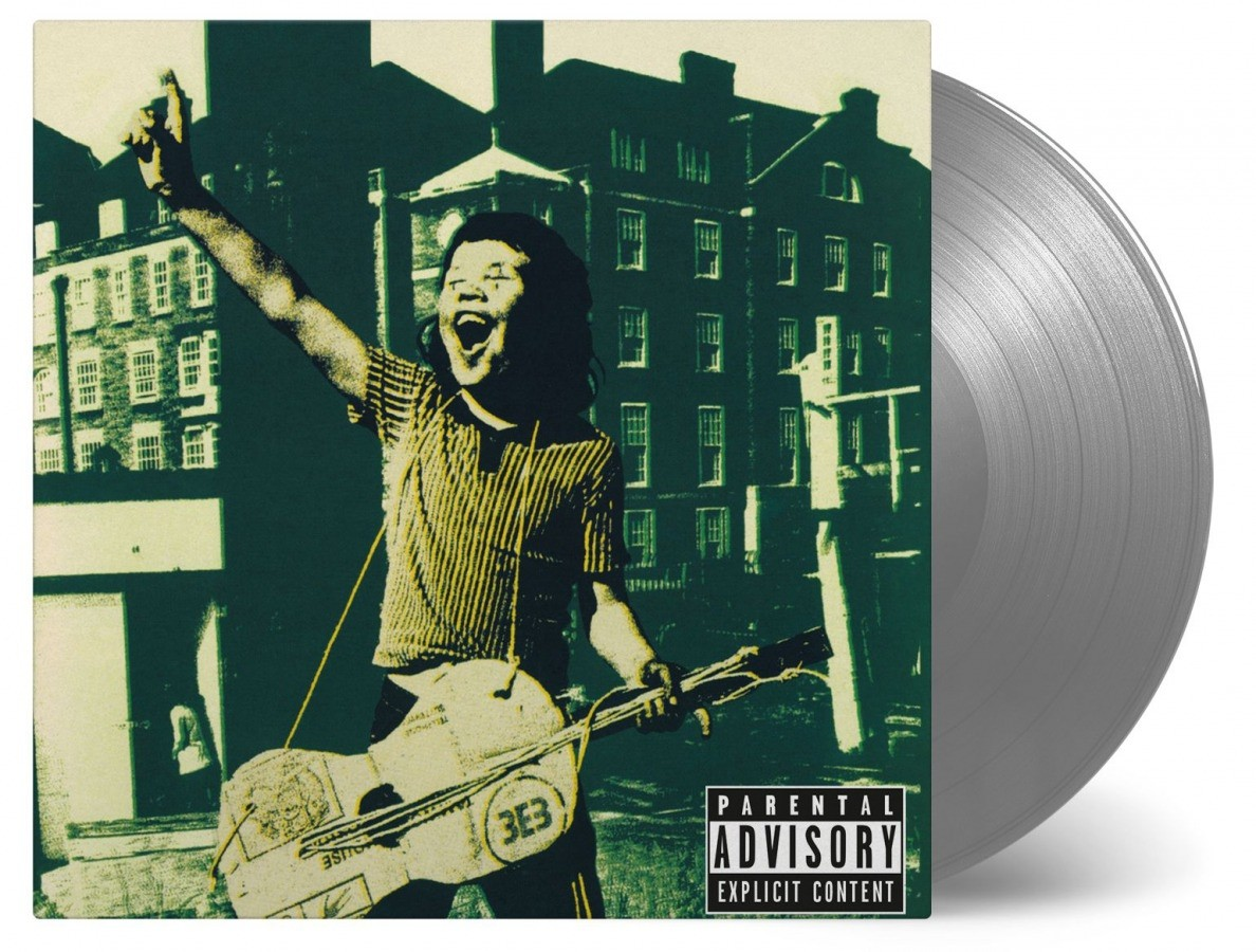 Third Eye Blind - Out Of The Vein (Silver) 2XLP vinyl