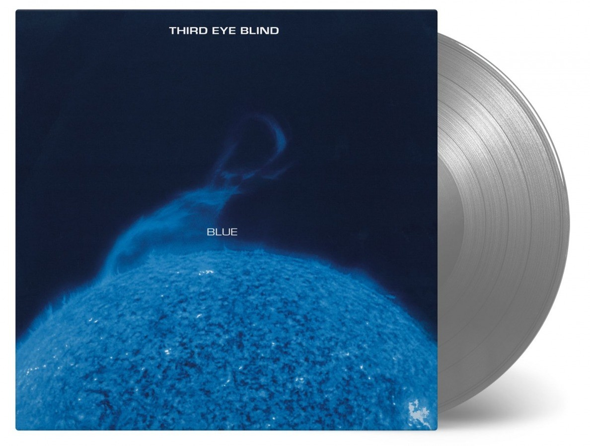 Third Eye Blind - Blue (Silver) 2XLP vinyl.
