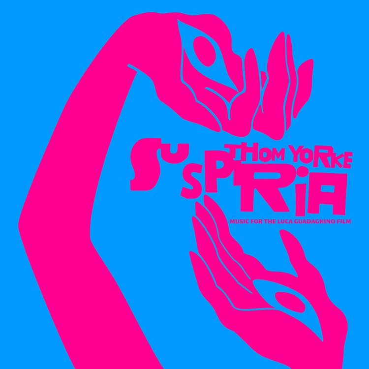 Thom Yorke - Suspiria (Music for the Luca Guadagnino Film) 2XLP