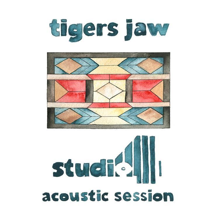 Tigers Jaw - Studio 4 Acoustic Session LP
