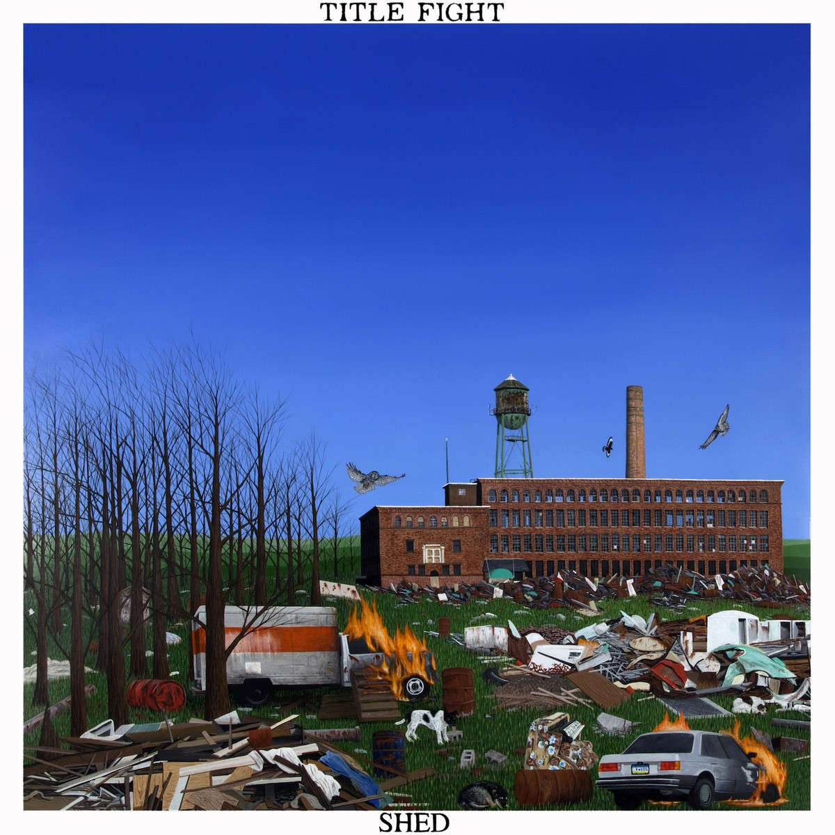 Title Fight - Shed LP