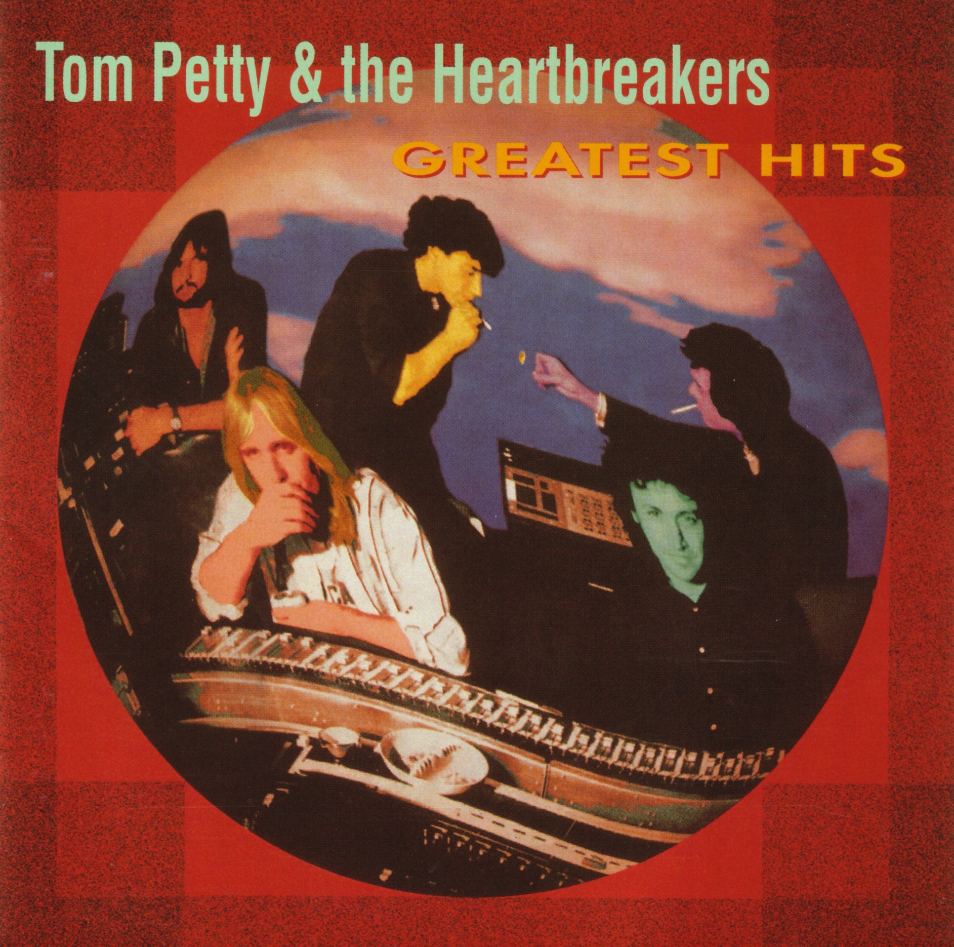 Tom Petty And The Heartbreakers - Greatest Hits 2XLP