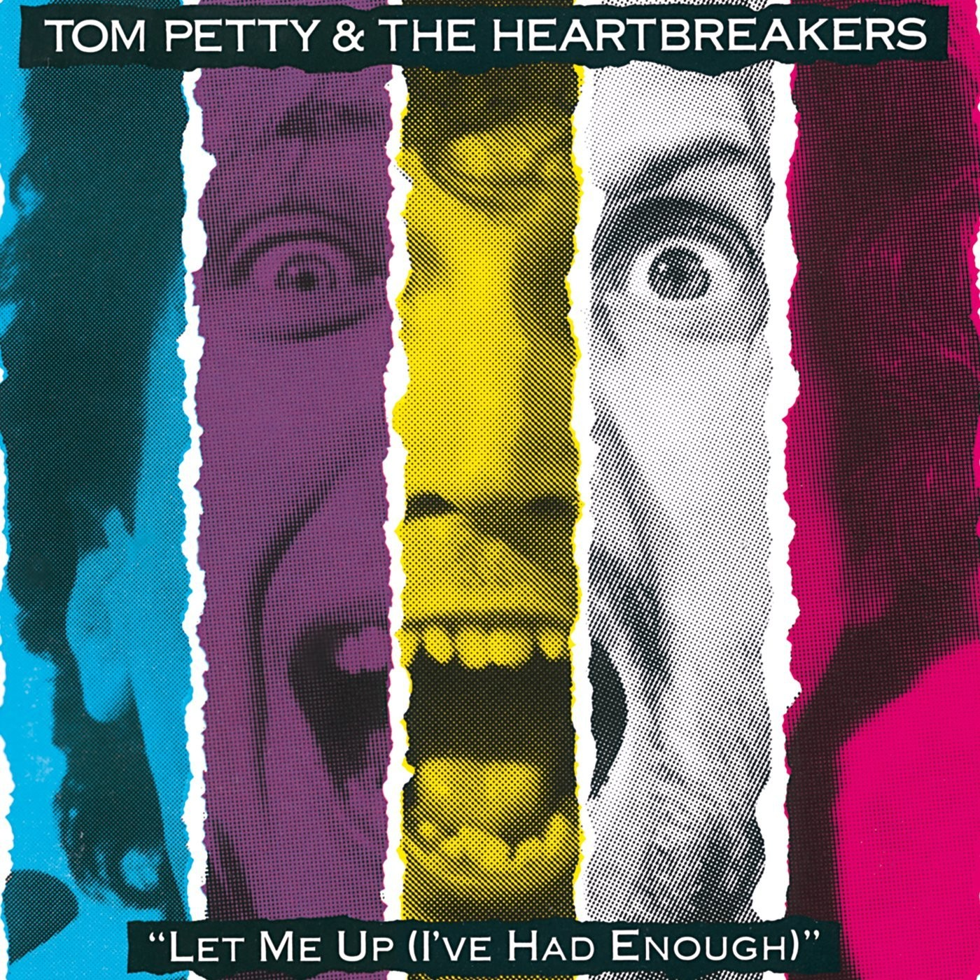 Tom Petty - Let Me Up (I've Had Enough) LP
