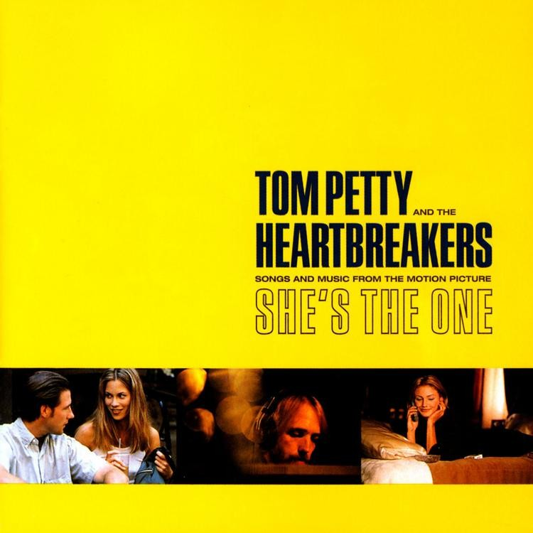 Tom Petty & The Heartbreakers - Songs and Music From The Motion Picture She's The One LP