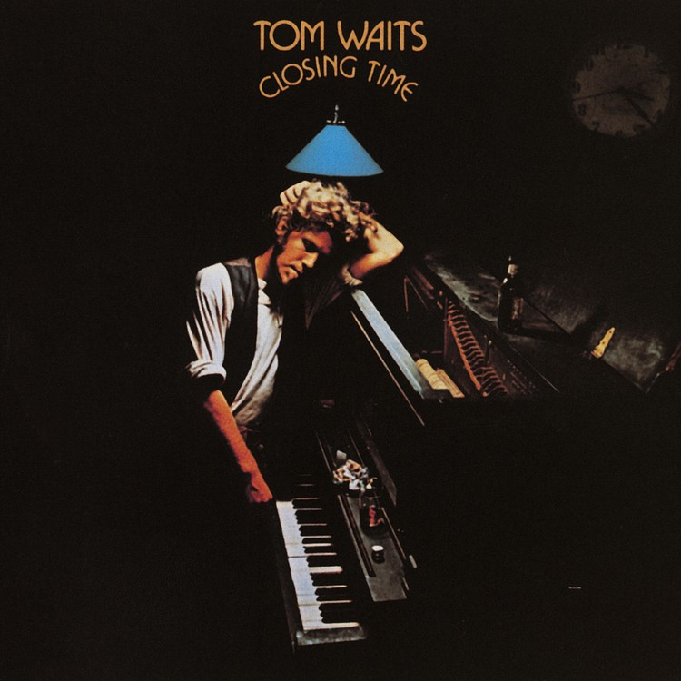 Tom Waits Closing Time Vinyl Lp