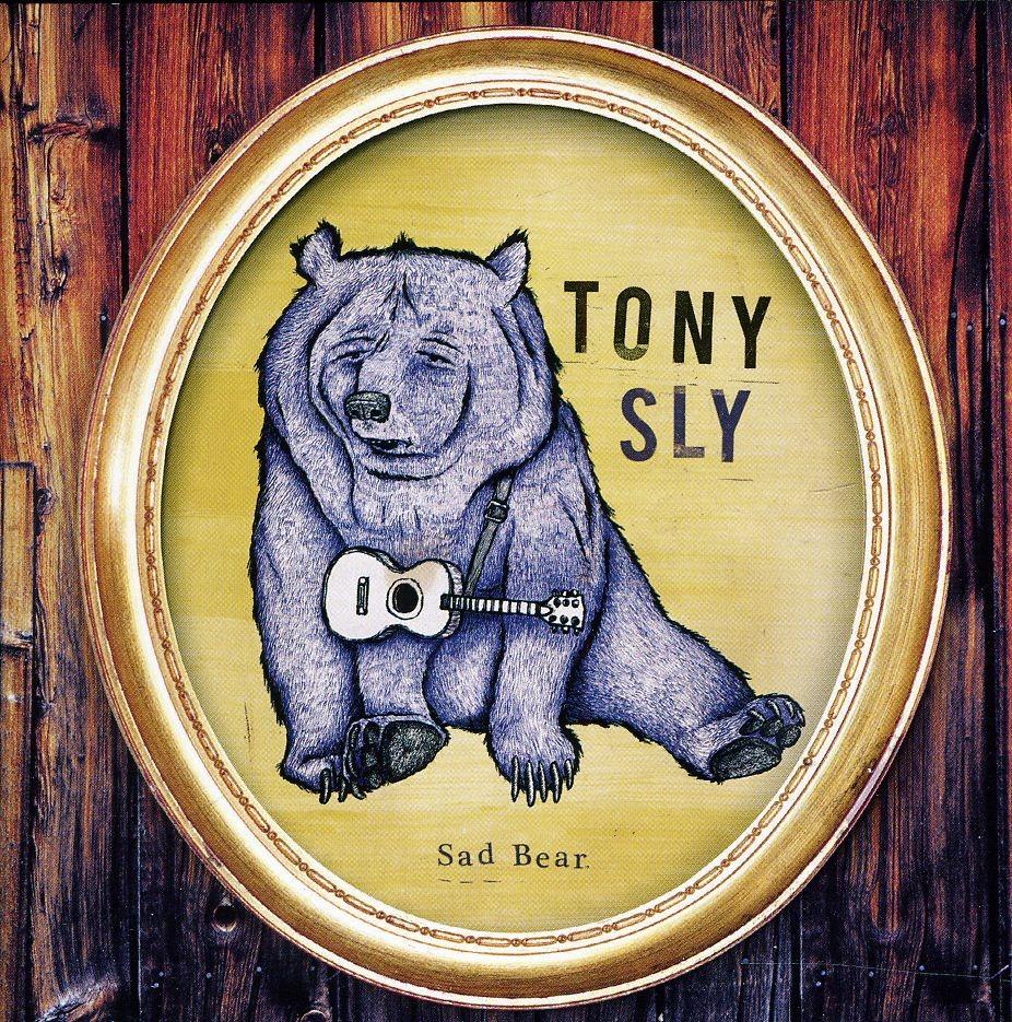 Tony Sly - Sad Bear LP
