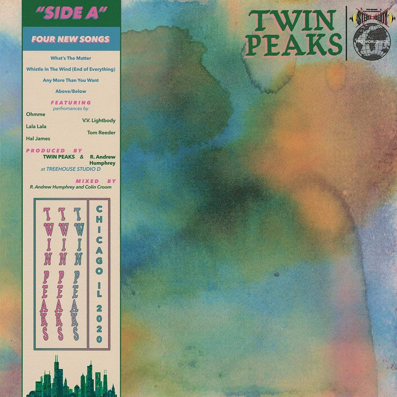 """Twin Peaks - Side A (Pink) 10"""" Vinyl"""