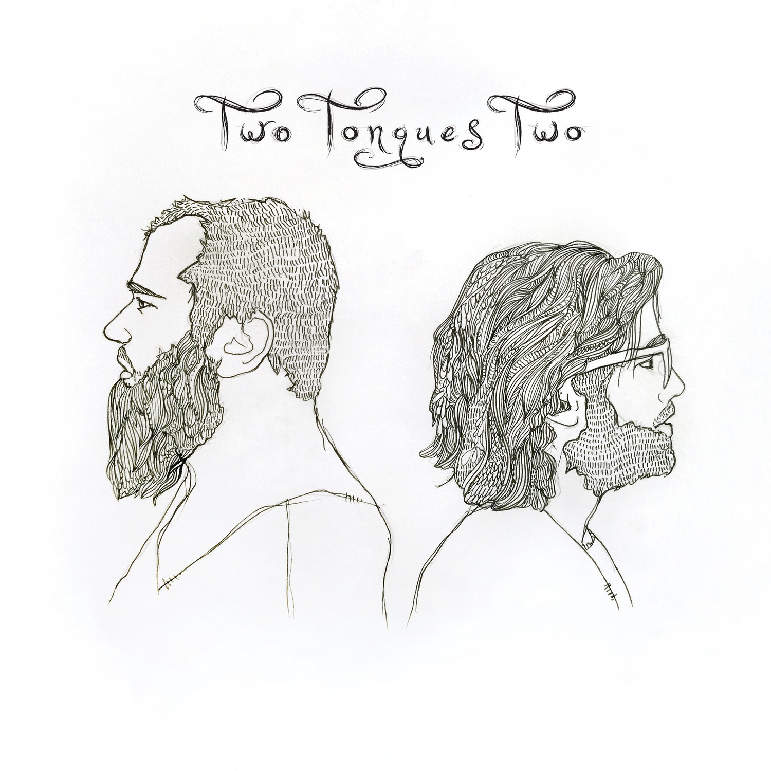 Two Tongues  - Two Tongues Two LP