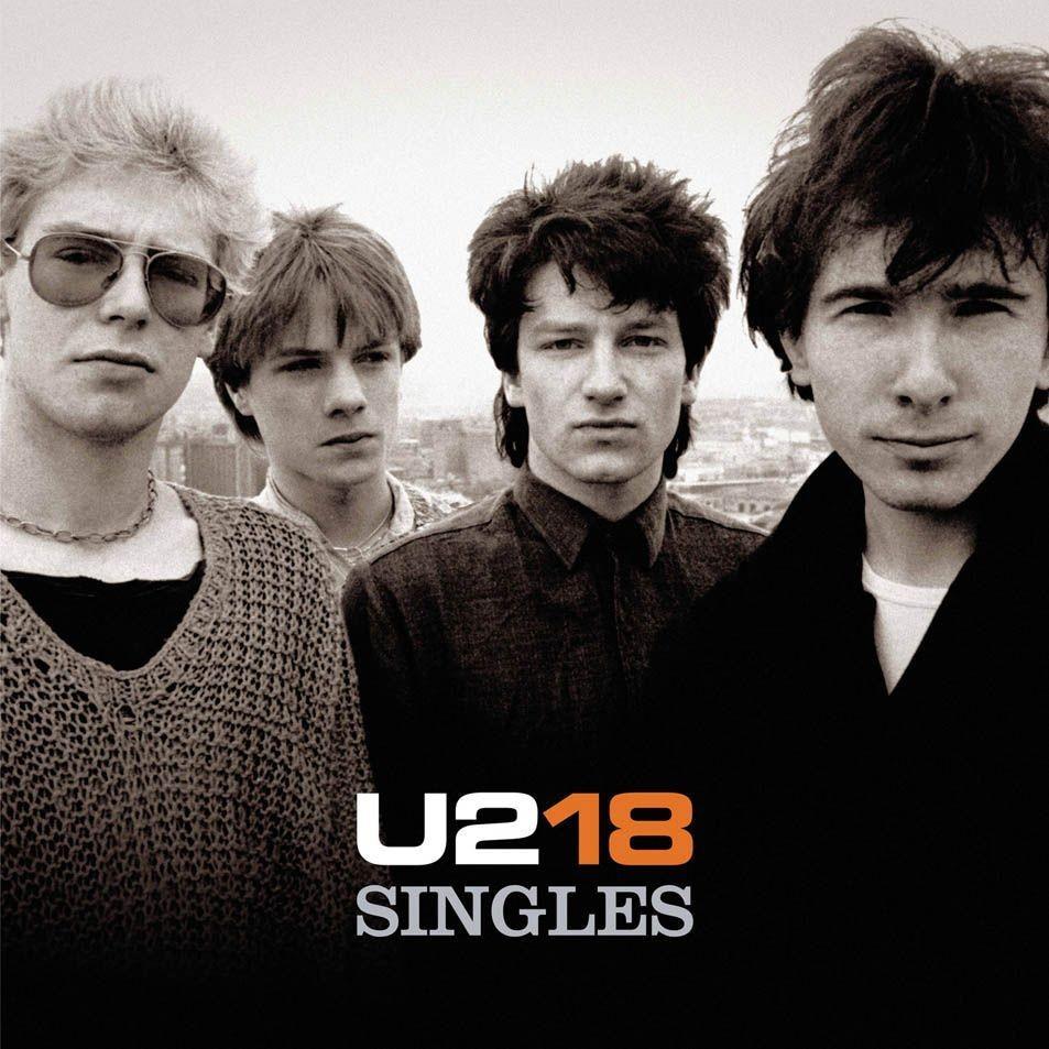 U2 - U218 Singles 2XLP
