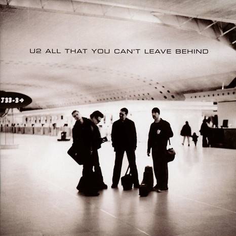 U2 - All That You Can't Leave Behind Vinyl LP