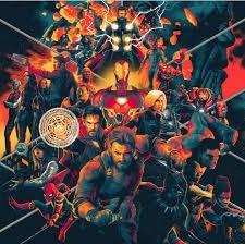 Alan Silvestri - Avengers: Infinity War (Colored) 3XLP