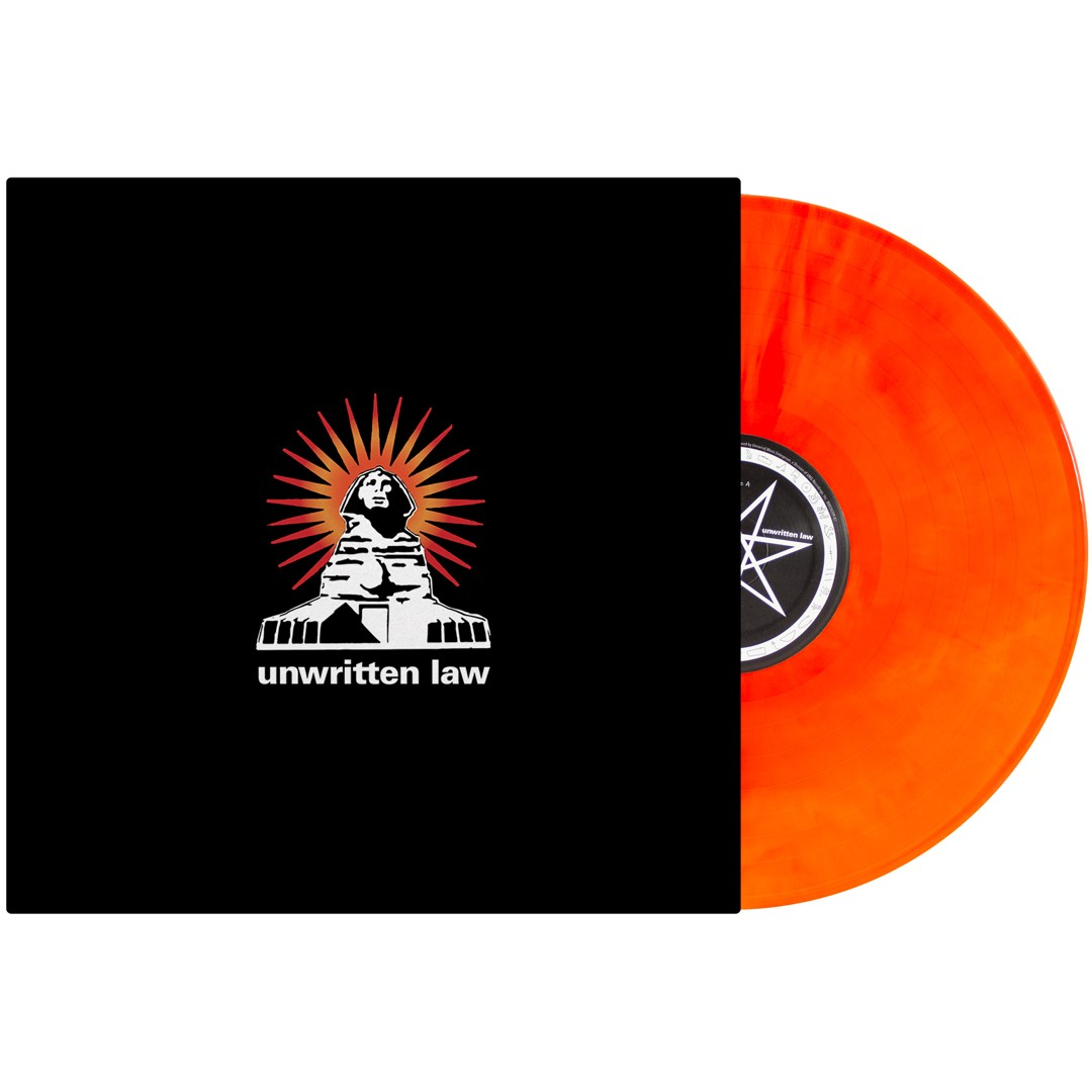 Unwritten Law - Unwritten Law (Fire Orange) LP