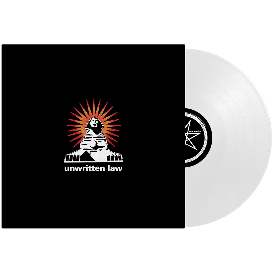 Unwritten Law - Unwritten Law (White Vinyl) LP