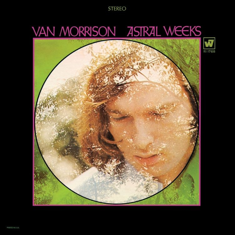 Van Morrison - Astral Weeks LP