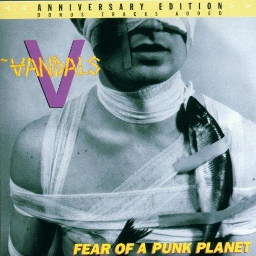 Vandals - Fear Of A Punk Planet LP